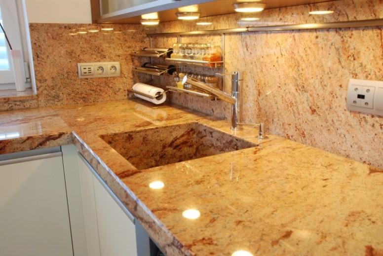 Kuchyňské desky z kamene