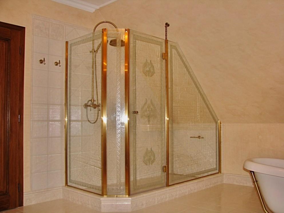 Luxusní sprchový kout - Sprchovy Kout