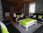 Obývací pokoj | Chata Felicita - Bílý Obývací Pokoj