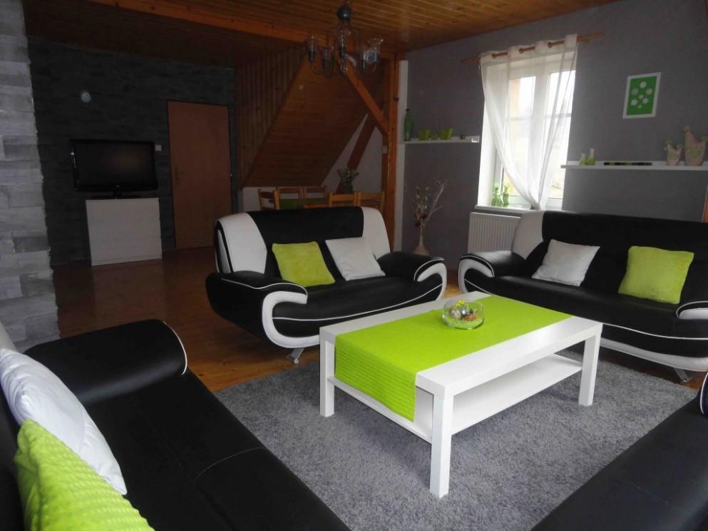 Obývací pokoj | Chata Felicita
