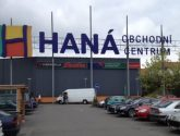 OC Haná - Shopping Mall in Olomouc - Hanák Olomouc