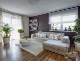 Pokoj s duší - Obývací pokoje - Bílý Obývací Pokoj