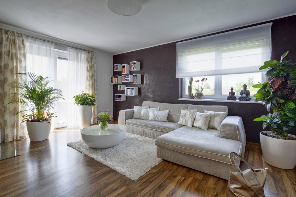Pokoj s duší - Obývací pokoje