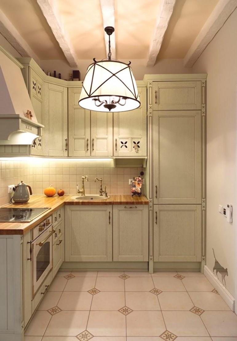 Provence-design kuchyně design - 15 interiérové fotografie ...