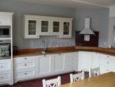 Realizace P7 - Kuchyne Provence