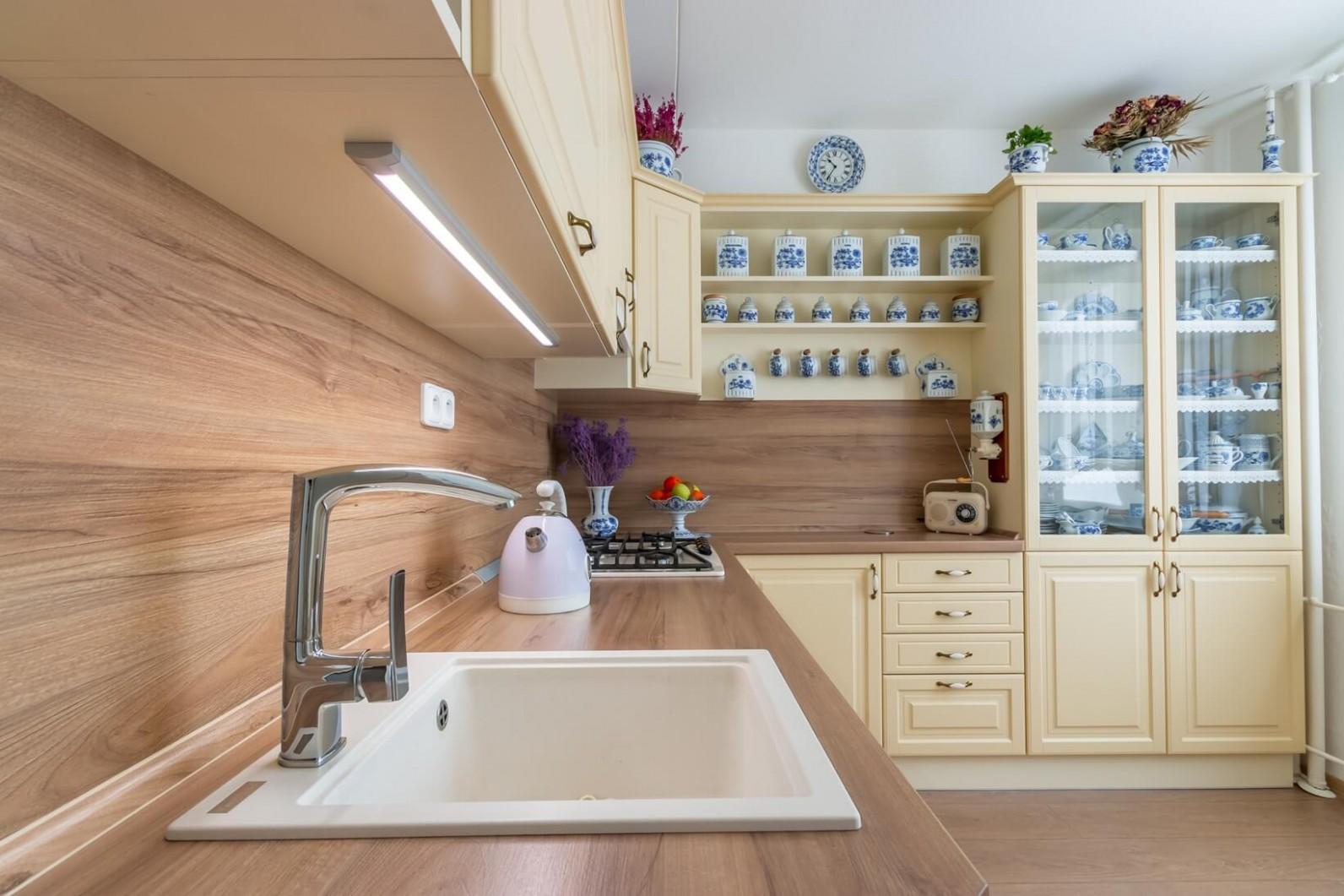 Rustikální kuchyně | Gabon Brno, kuchyňské studio - Rustikální Kuchyne