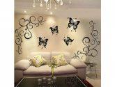 Samolepicí tapeta na zeď - motýlci - SLEVA 11% - Tapety Na Zed