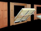 Sklápěcí postele ve skříni Ostrava - Sklápecí Postele