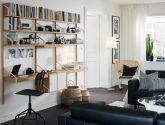 Štíhlá, stylová a udržitelná - IKEA - Bílý Obývací Pokoj
