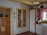 V chalupářském stylu - fotogalerie - Rustikální Kuchyne