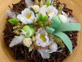 Velikonoční dekorace na stůl. / Zboží prodejce Moana ..