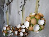 Velikonoční koule - závěsné dekorace | Decorations