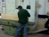 výroba nábytku z masivního dřeva - stolní deska tl