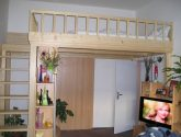 Výroba nábytku z masivu, dýhy, lamina, vestavěných pater ..