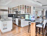 Bílá kuchyň inspirace | Living