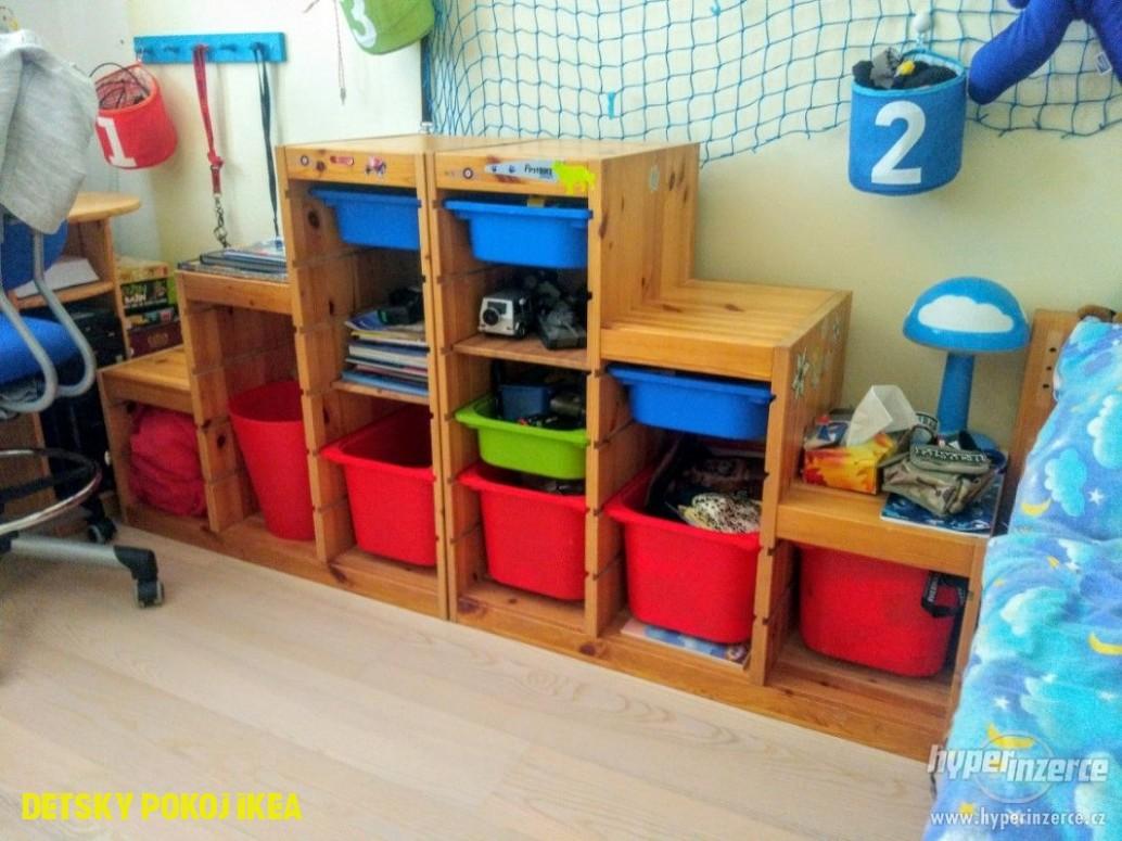 Idea Sbirka (19 Fotky) Nejlepe Detsky Pokoj Ikea