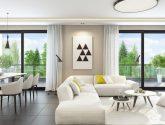 Budiž světlo. 7 rad, jak vybrat osvětlení do obývacího pokoje ..