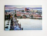 Obraz na plátně Praha Karlův most - Obrazy na zeď