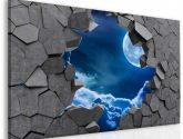 3D obrazy na zeď