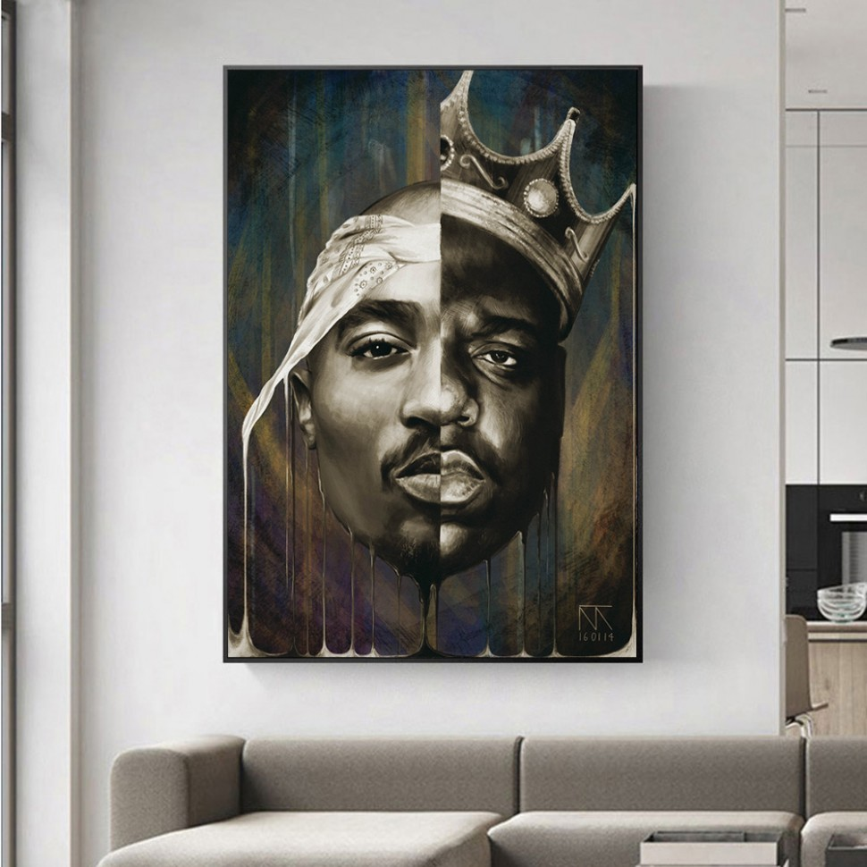 37 Inspirace domácího interiéru s obrazy na zeď