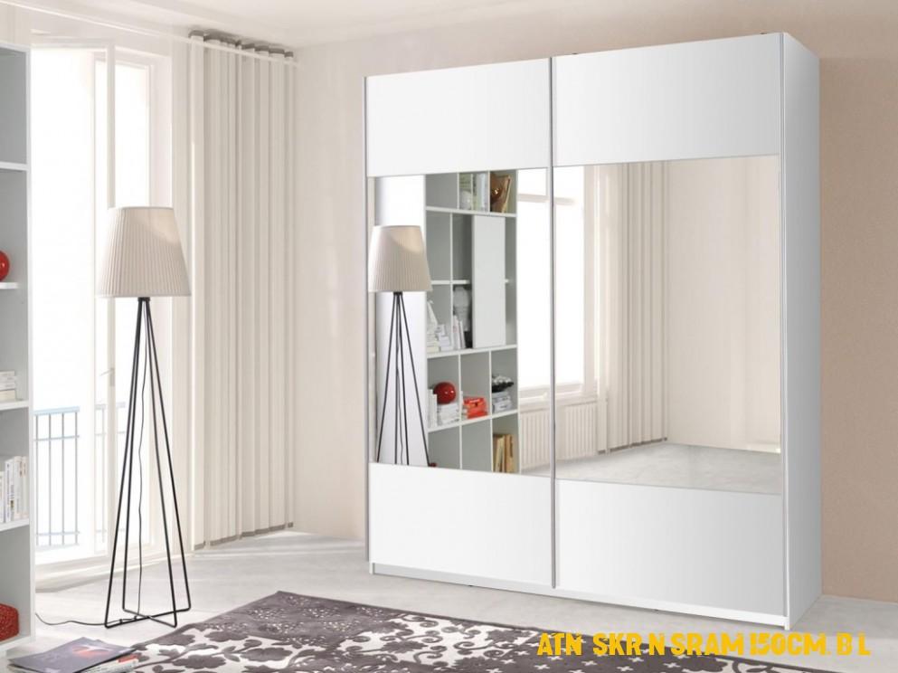 Šatní skříně šířky 4 cm ❤️- nábytek MAXIVA