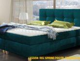 Boxsprings postele - www.nabytek-helcel