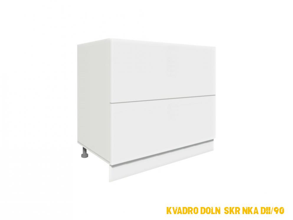 KVADRO dolní skrínka D11 / 90