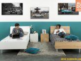 Dětská postel Lazio bílá