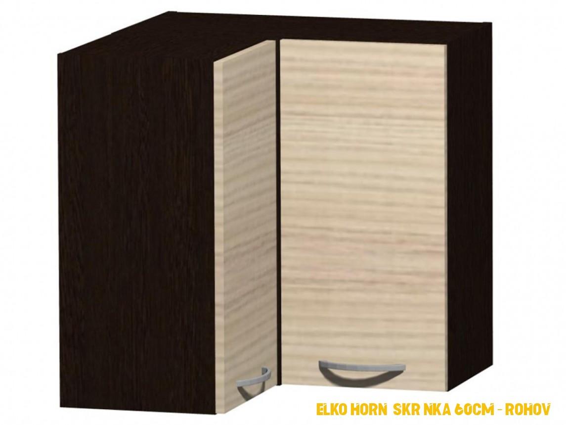 Horní kuchyňská skříňka, rohová Decodom Stela H 4 RM ...