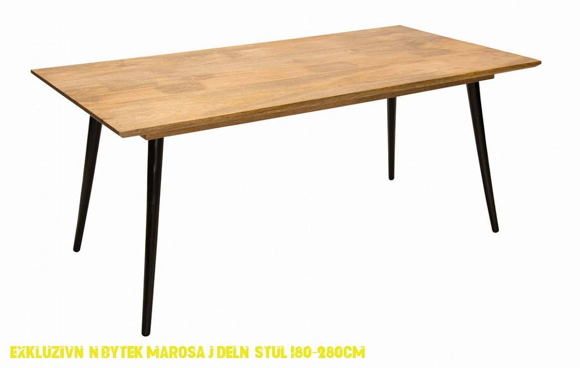 Exkluzivní nábytek Marosa jídelní stul 180-280cm