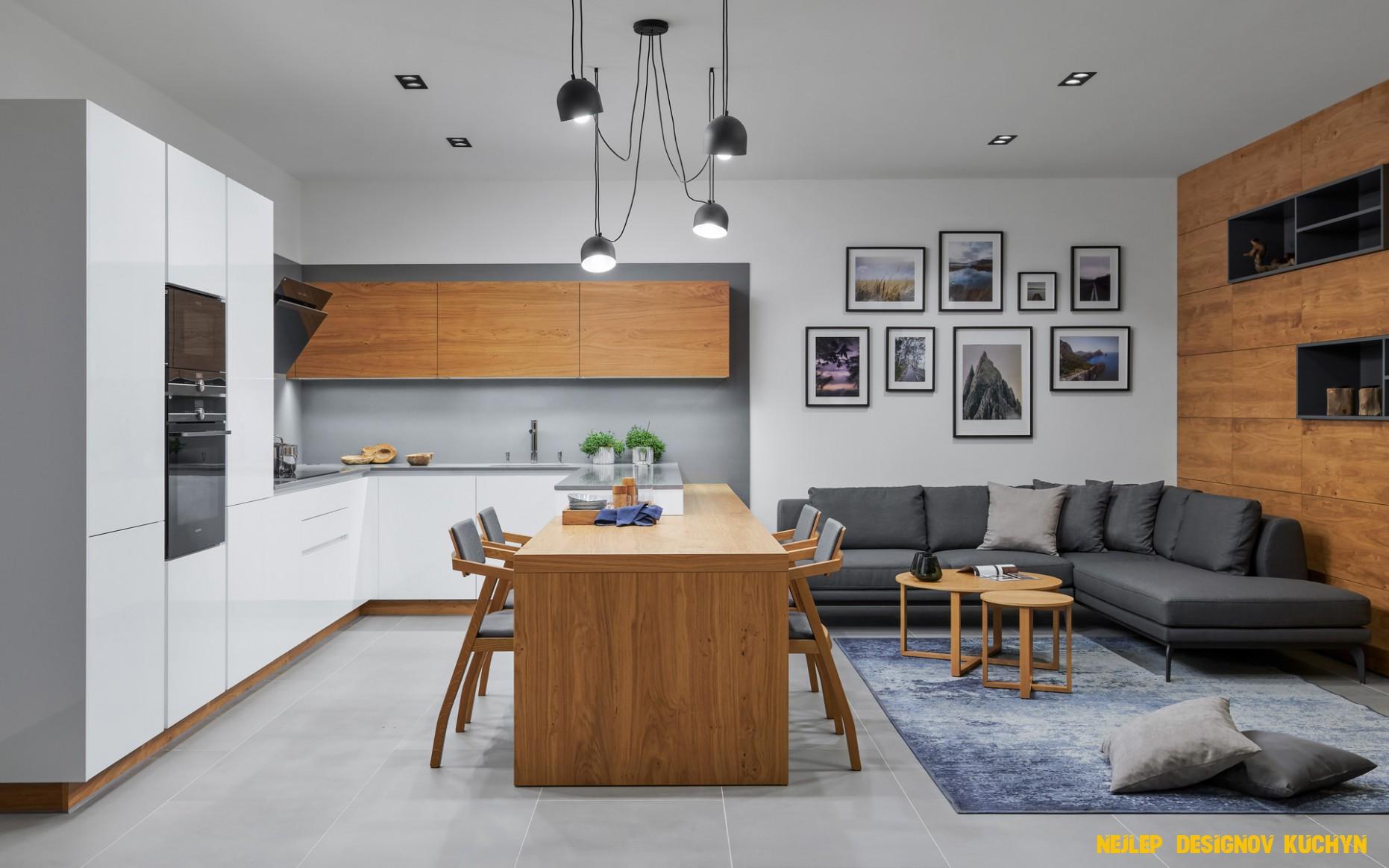 Kuchyně | HANÁK - Moderní kuchyně a kuchyňské linky na míru