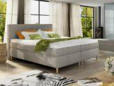 Luxusni postel box spring dolores levně | Mobilmania zboží