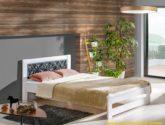 Manzelska postel masivu levně | Mobilmania zboží