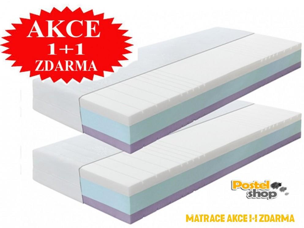 Matrace AKCE 1 + 1 ZDARMA