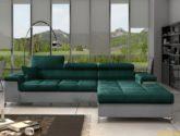 Rohova sedacka zelena levně | Blesk zboží