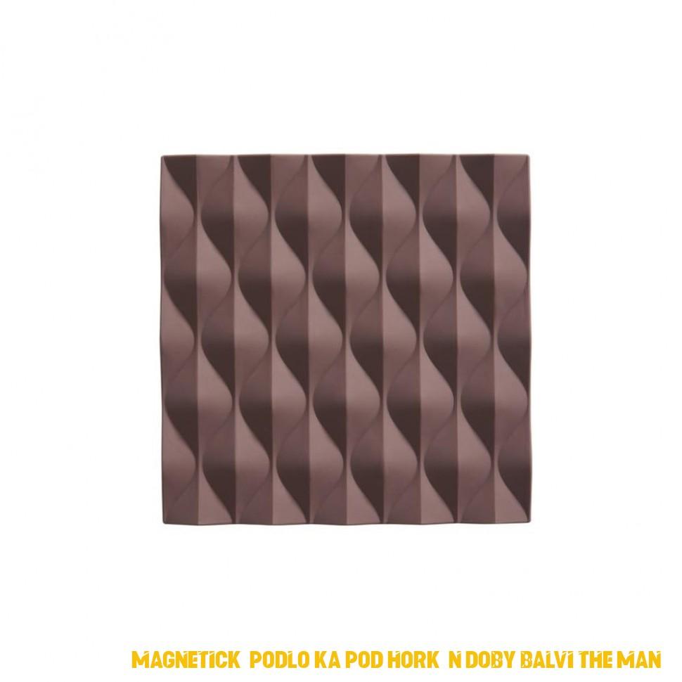 Magnetická podložka pod horké nádoby BALVI The Man