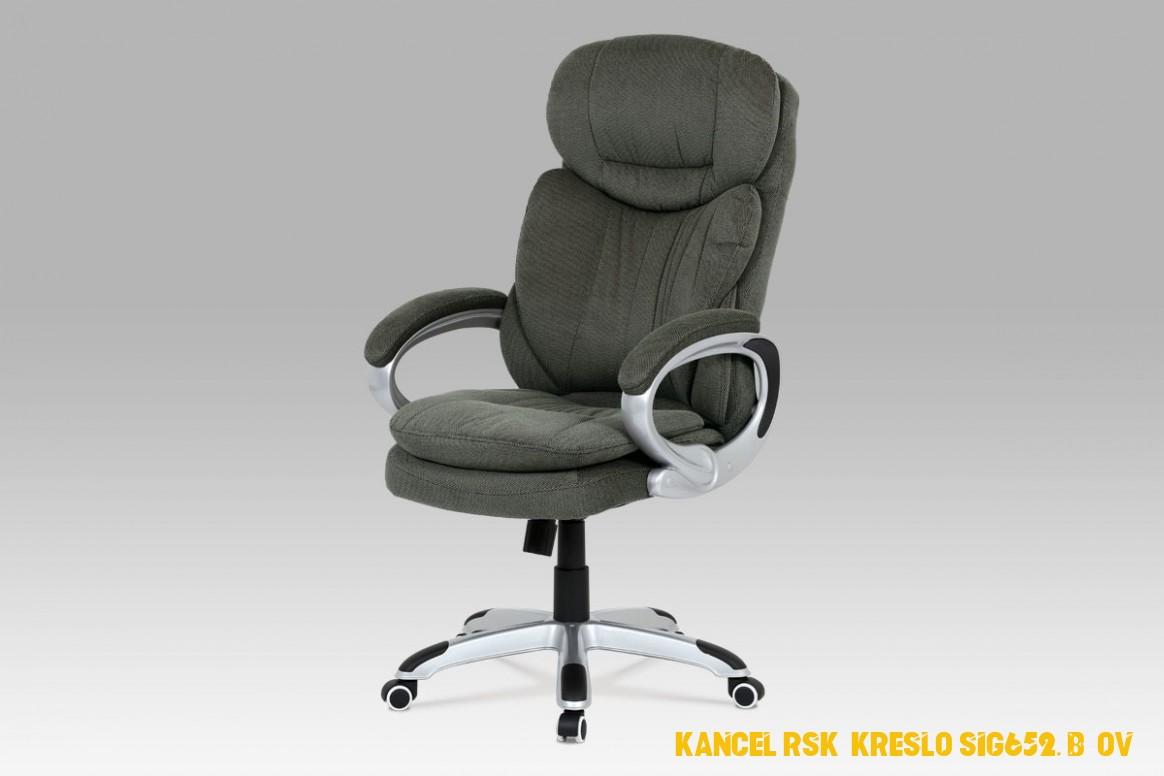 Kancelárské kreslo SIG652, béžová