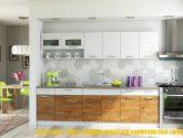 Kuchyňská linka MORENO 4 cm andersen/lefkas | FH nábytek