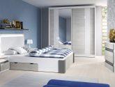 Luxusní ložnice Lumia, vysoký lesk!