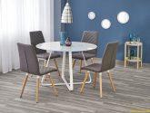 Moderní jídelní stůl Lopez, bílý