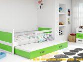 Detska postel fraga zelena levně   Blesk zboží
