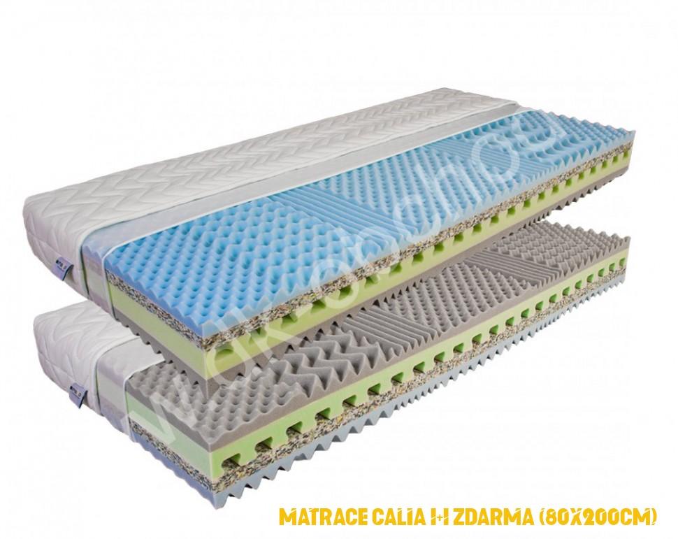 Matrace CALIA 4+4 - výška 49 cm - DK-obchod