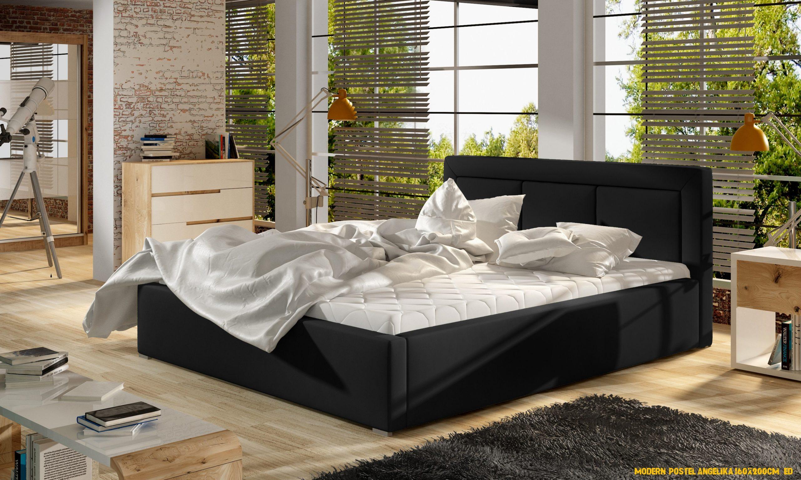 Moderni postel levně   Blesk zboží