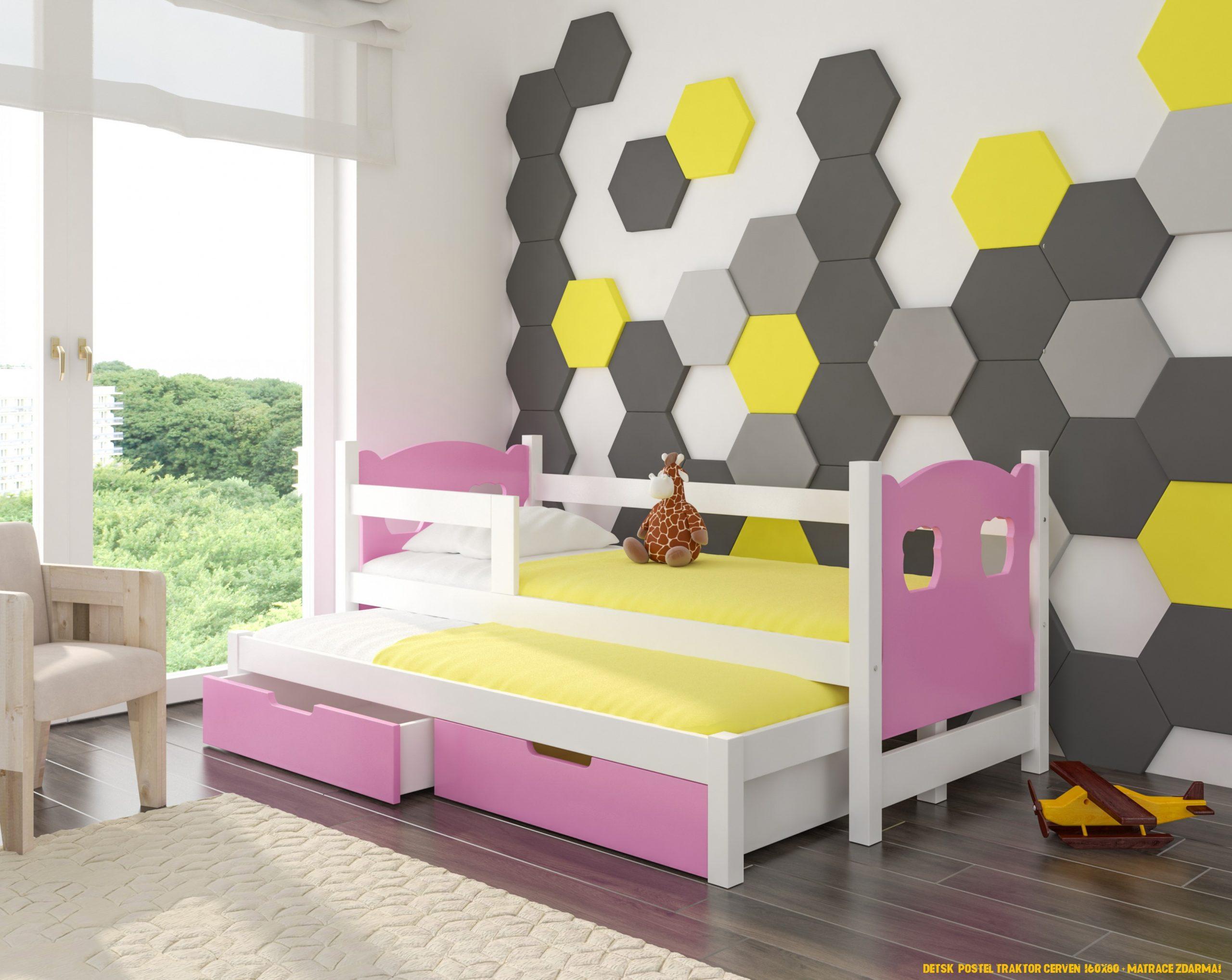Stohovatelna postel pro deti | NEJRYCHLEJŠÍ.CZ