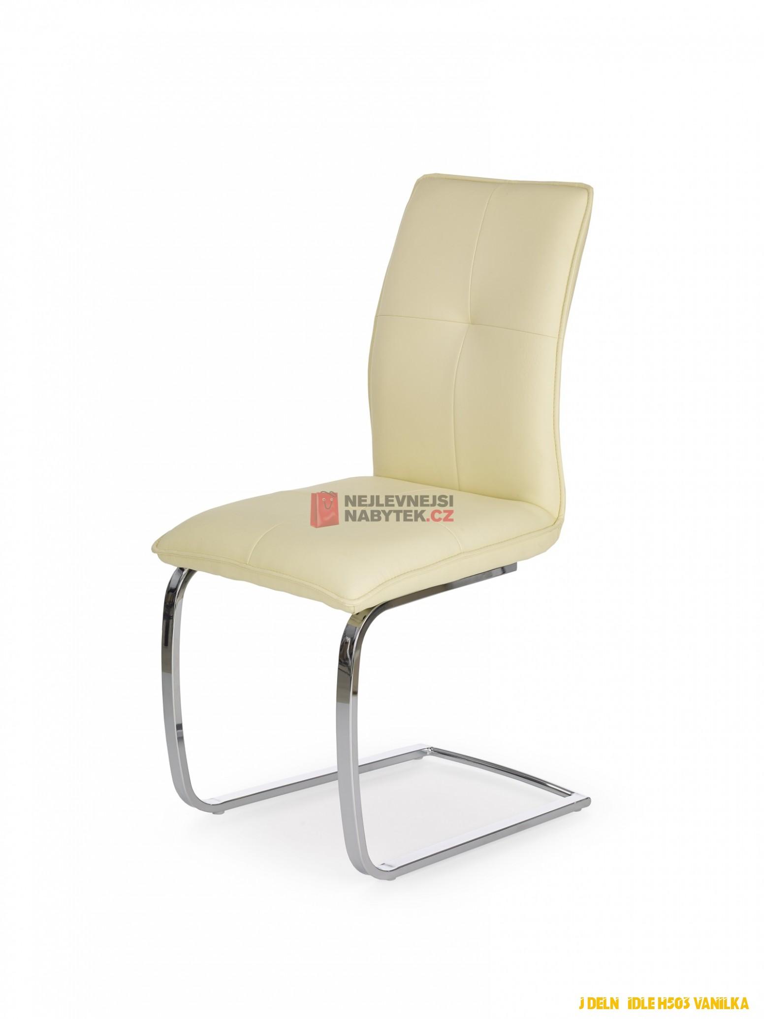 Jídelní židle ZK4, vanilka ZRUŠENO | NEJLEVNEJSINABYTEK.CZ