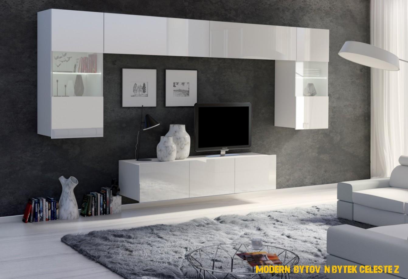 Moderní bytový nábytek Celeste D - inspirace a fotogalerie | dekoreo