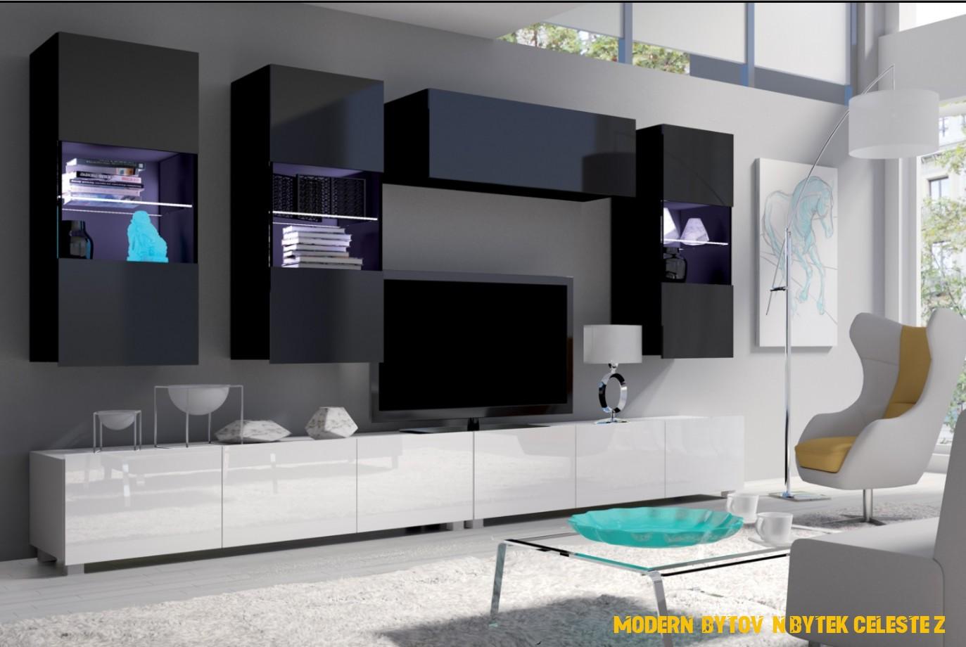 Moderní bytový nábytek Celeste P - inspirace a fotogalerie | dekoreo