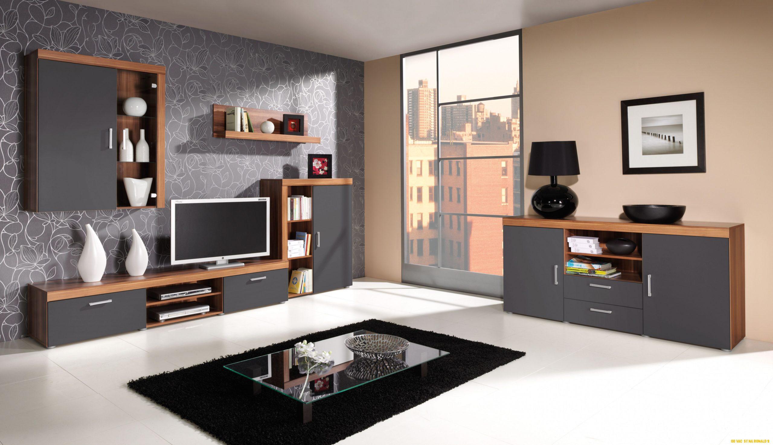 Obývací stěna- SAMBA 4 - Obývací stěna | Nábytek Paul | Obývací ...
