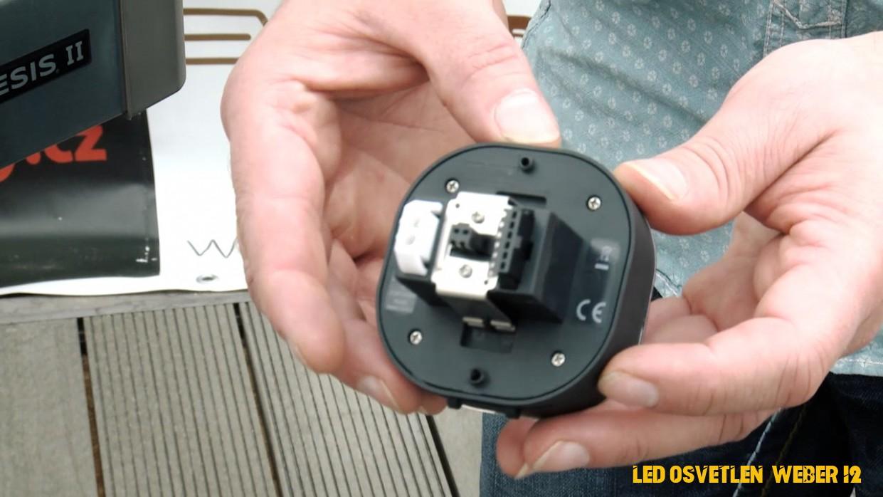 Plynový gril Weber Genesis II LX S 4 GBS