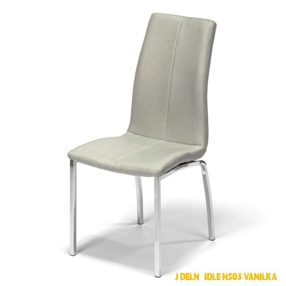 Jídelní židle H503 vanilka